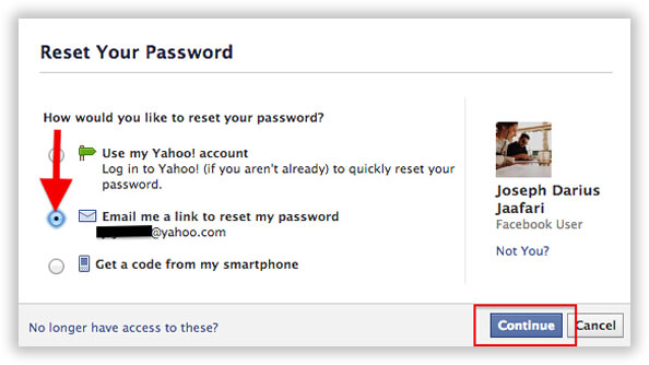 How To Recover Your Forgotten Facebook Password?